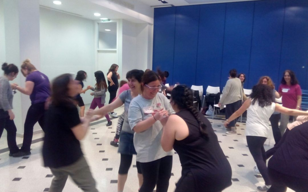 Evaluación del taller de autodefensa