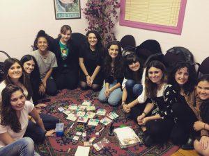 Encuentros feminismo en mi día a día, marzo