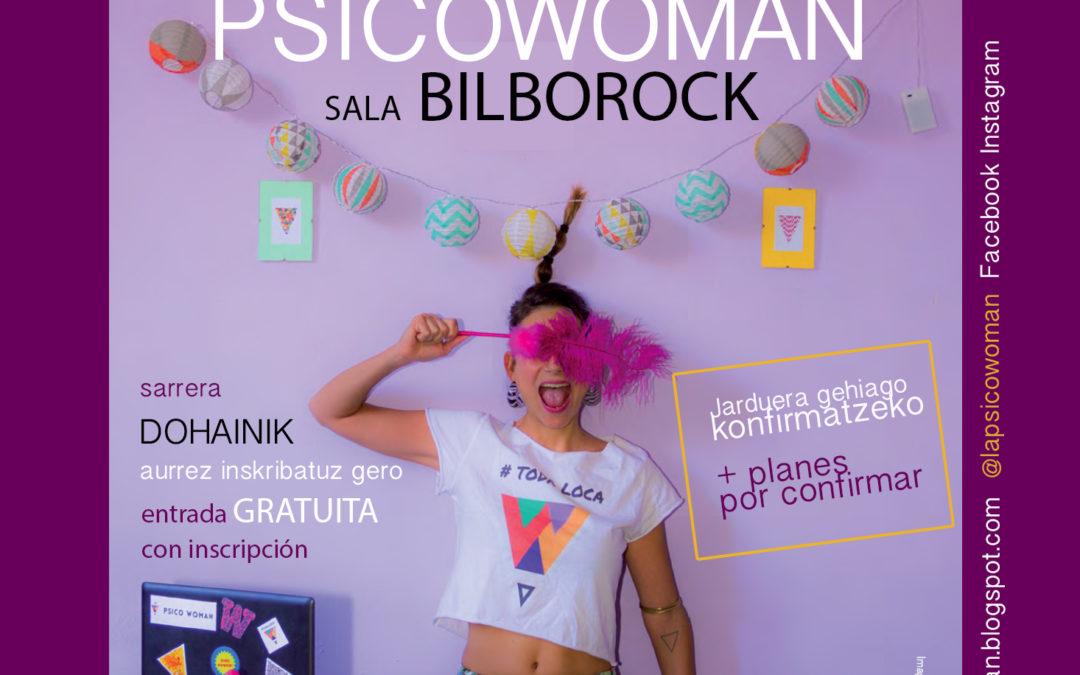 Jornada #Todaslocas con Zororak y La Psico Woman