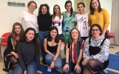 Encuentros mensuales para mujeres jóvenes; cuerpo, autoconocimiento, emociones…