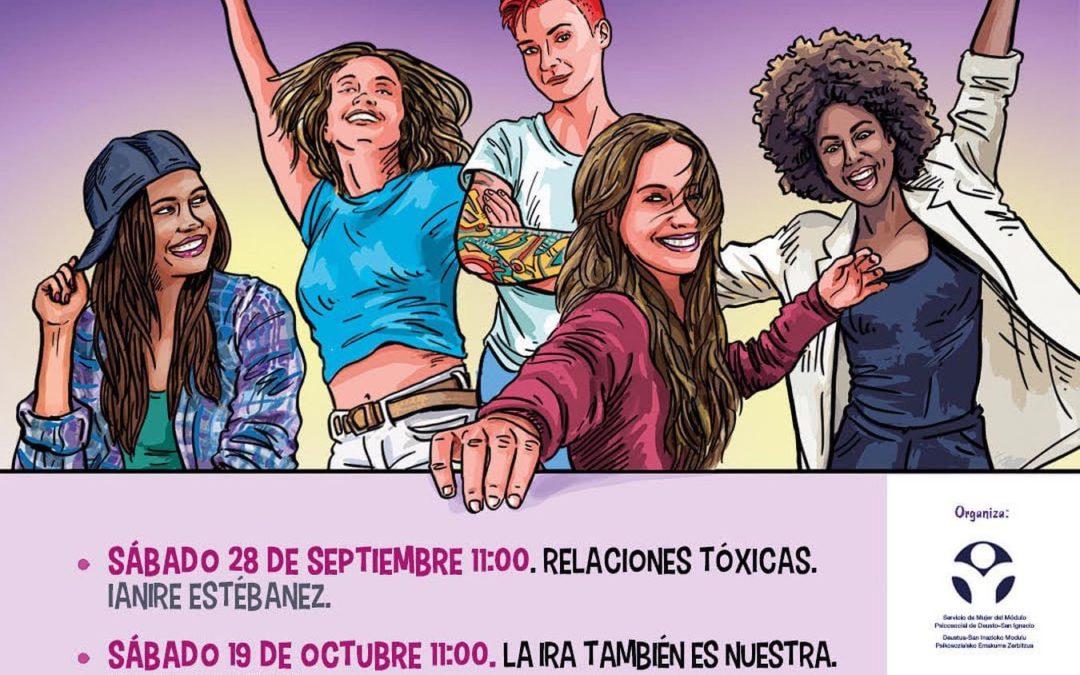 Encuentros de empoderamiento para mujeres jóvenes, ultimo cuatrimestre 2019