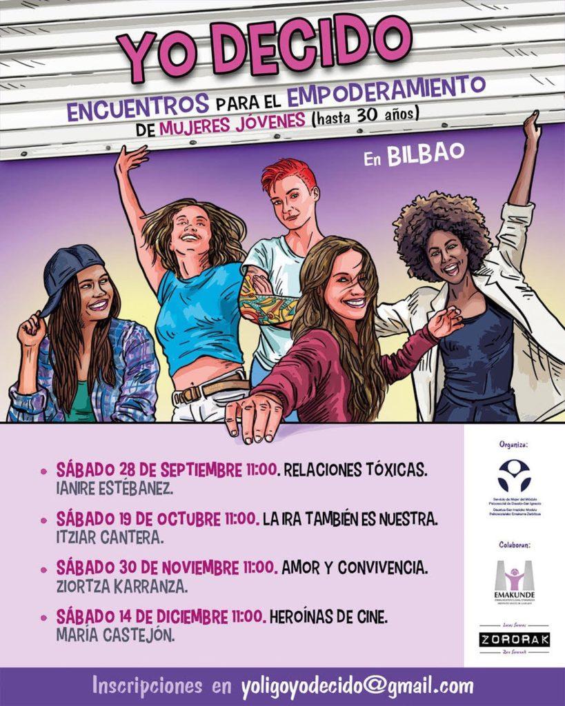Cartel encuentros segundo cuatrimestre 2019