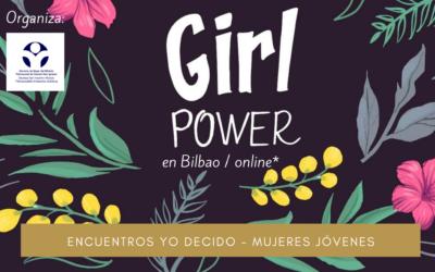 Encuentros mujeres jóvenes marzo-mayo 2021