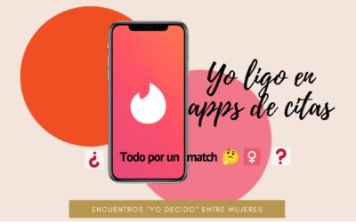 Yo ligo en apps de citas. Encuentro mujeres abril 2021