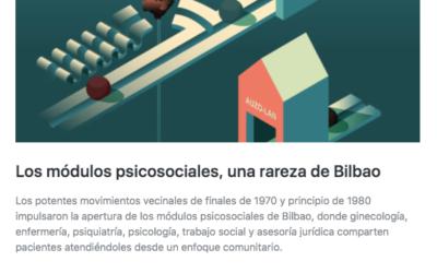 Módulos psicosociales, una rareza de Bilbao, en Pikara Magazine