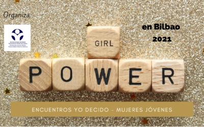 Encuentros mujeres jóvenes septiembre-diciembre 2021