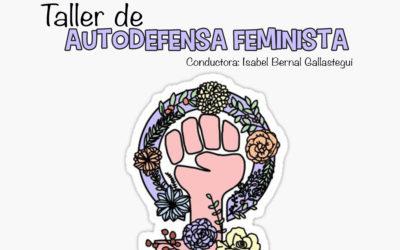 Taller de autodefensa feminista dirigido a mujeres de Arangoiti de entre 18 y 25 años